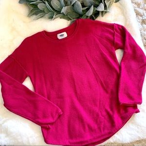Old Navy Shirts & Tops - {3/$20} Old Navy Girls Knit Sweater